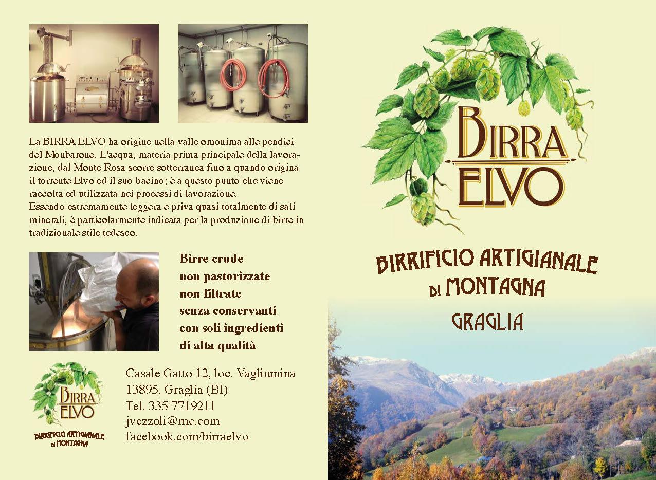 Birra Elvo - Il birrificio