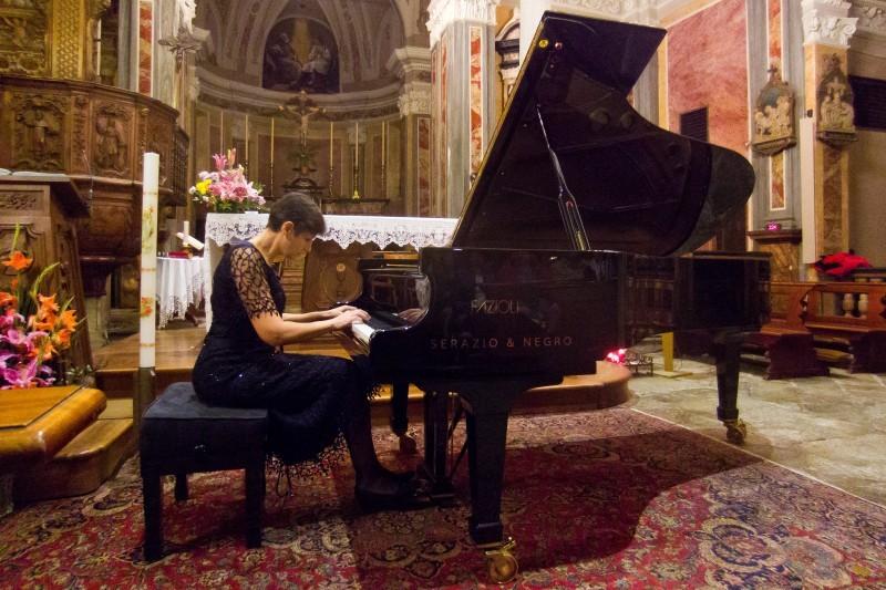 Monica Leone Maggio Musicale 2015 Croce Mosso