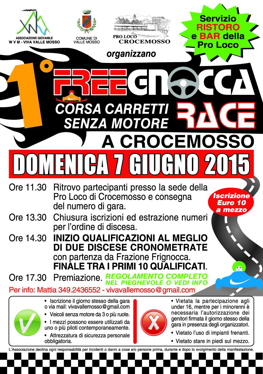 FREEGNOCCA RACE 2015